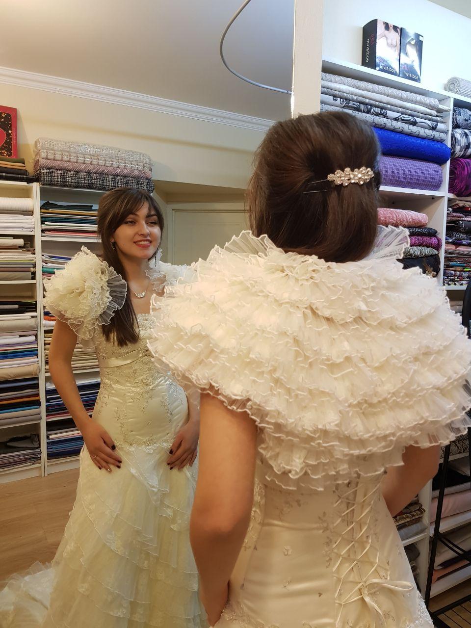 ателье пошив свадебных платьев