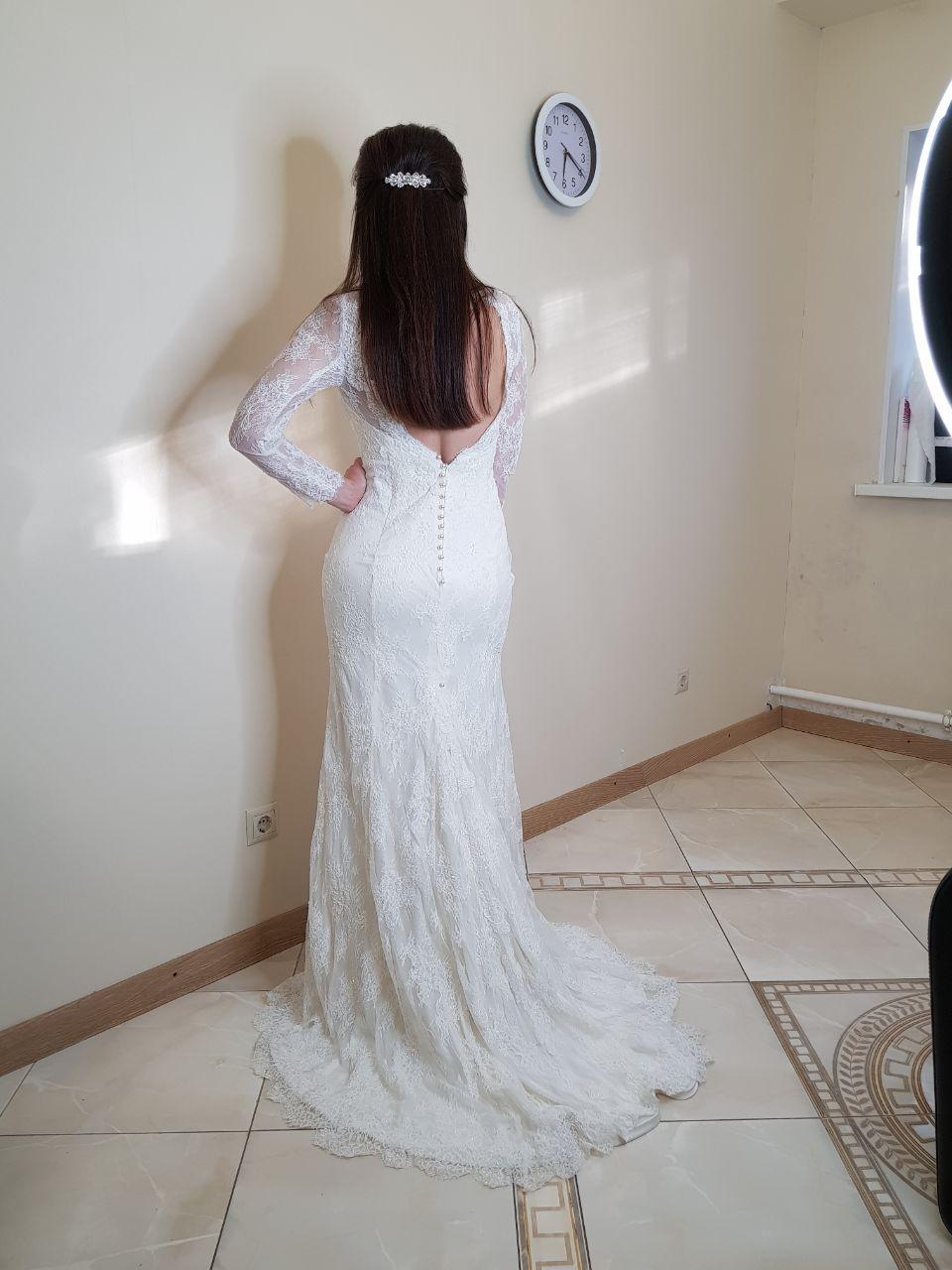 пошив свадебных платьев в Москве