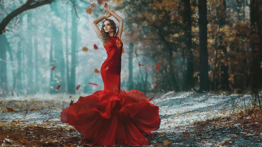 Пошив бальных платьев