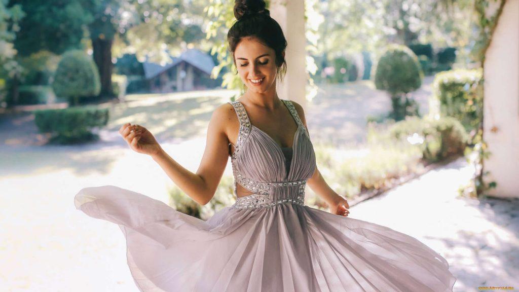 Заказать бальное платье