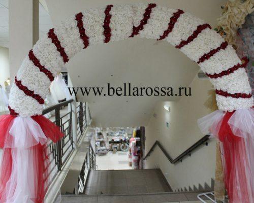 Прокат свадебных арок
